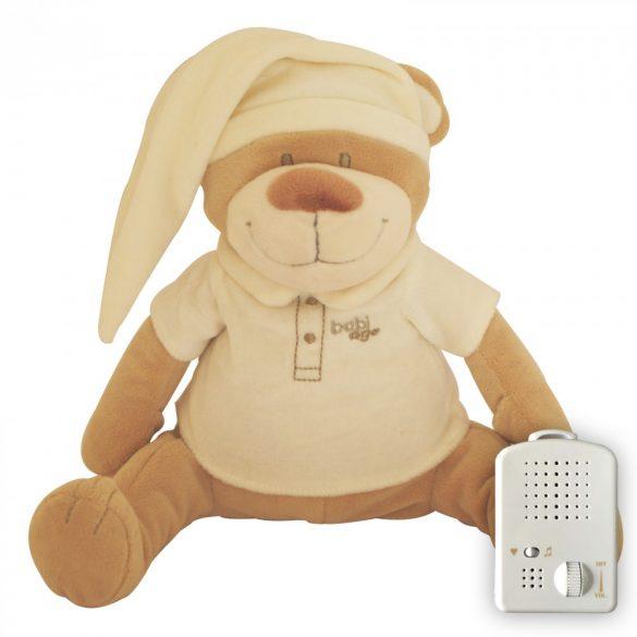 Medvedík Doodoo - natural+ 1ks Plyšový