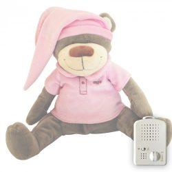 Miś Doodoo koloru różowego + rezerwowy plusz w pakiecie