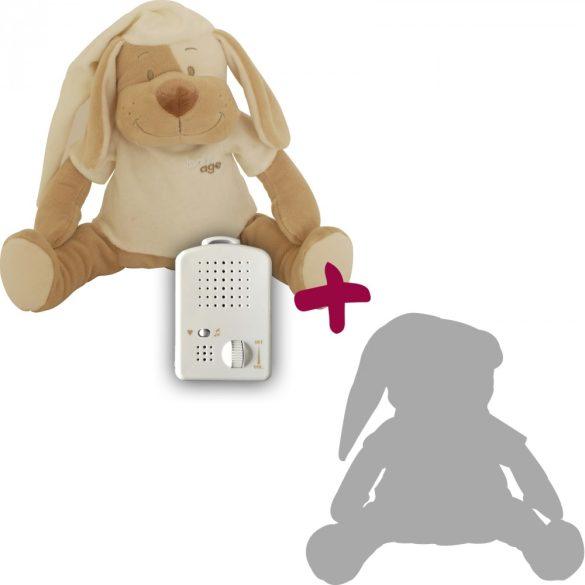 Doodoo kutya natúr + tartalék plüss csomagban