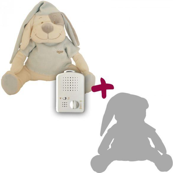 ELŐRENDELHETŐ! Doodoo kutya kék + tartalék plüss a csomagban/ várható érkezés: 2019.10.18.