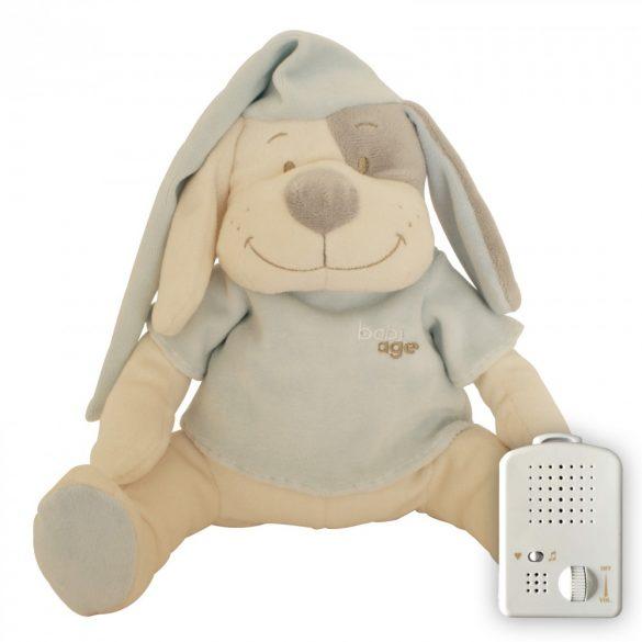 Doodoo kutya kék + tartalék plüss a csomagban