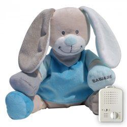 Doodoo nyuszi kék + tartalék plüss csomagban