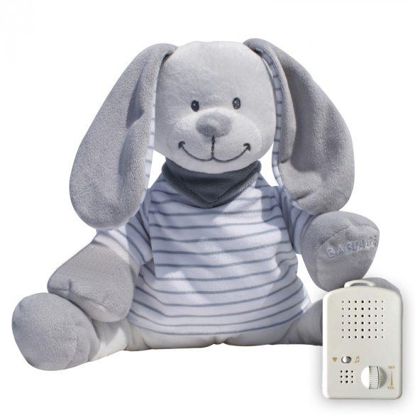 Zajačik Doodoo - sivý/páskovaný
