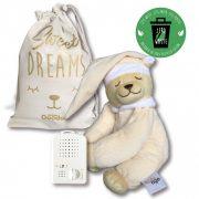 Medvedík Doodoo -vanilka+ 1ks Plyšový