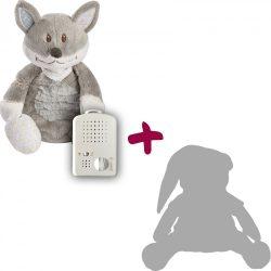 Doodoo Foxy + tartalék plüss a csomagban