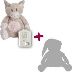 ELŐRENDELHETŐ Doodoo Kitty + tartalék plüss a csomagban
