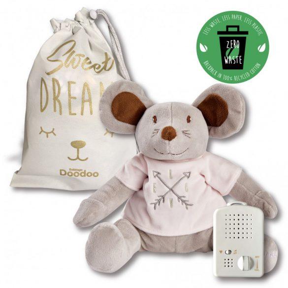 Doodoo Love egérke + tartalék plüss a csomagban