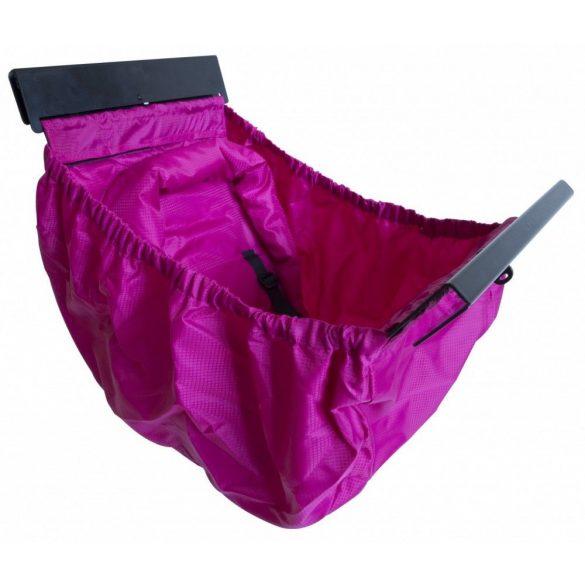 Shopping Hammock koloru różowego