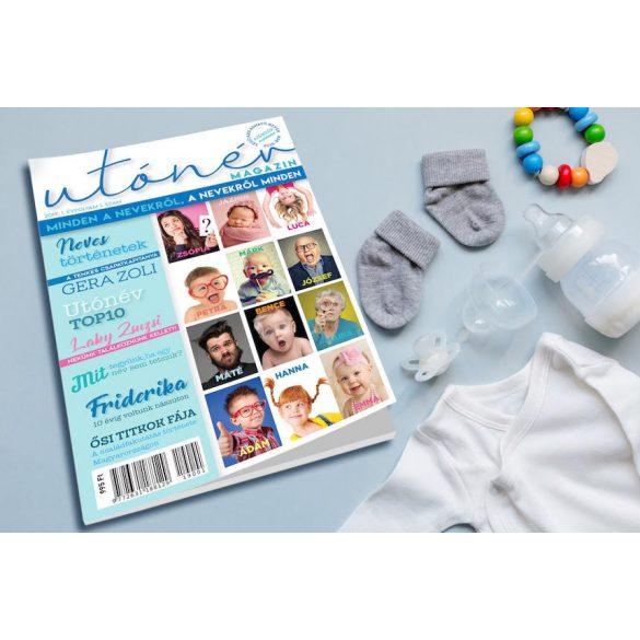Utónév magazin