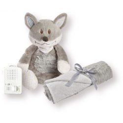 ELŐRENDELHETŐ Doodoo Foxy + bébitakaró a csomagban