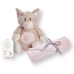ELŐRENDELHETŐ Doodoo Kitty + bébitakaró a csomagban