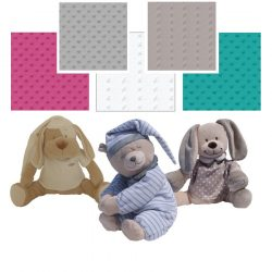 ELŐRENDELHETŐ Választható Doodoo + bébitakaró a csomagban