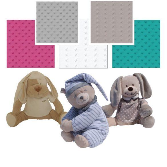 Választható Doodoo + bébitakaró a csomagban