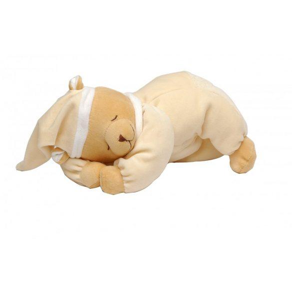 Plyšový medvedík Doodoo - vanilka
