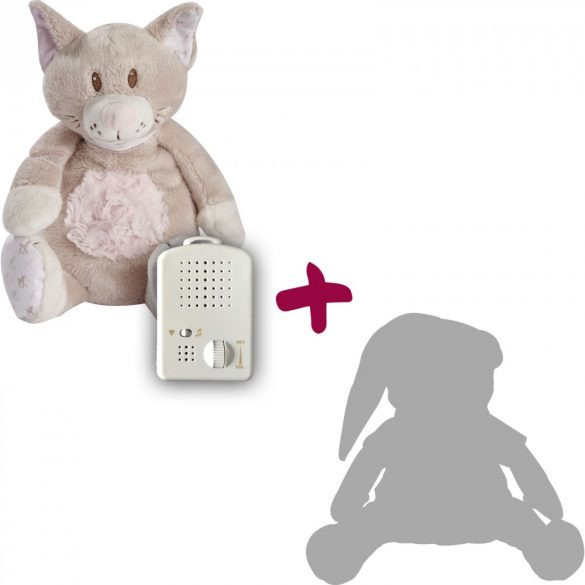 Titkos ajánlat - Doodoo Kitty + tartalék plüss a csomagban