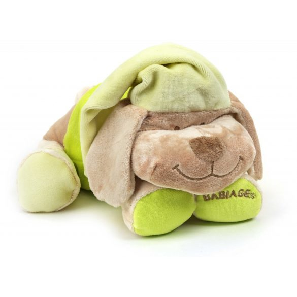 Doodoo kutya zöld tartalék plüss