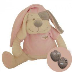 Doodoo szünetmentes audio + Doodoo kutya rózsaszín