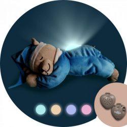 Doodoo szünetmentes audio + Doodoo lámpás maci türkiz kék